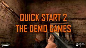 Demo Games
